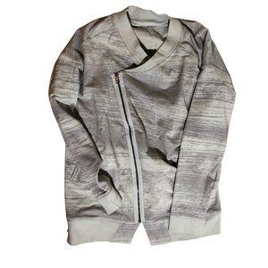 Lululemon side zip sweater